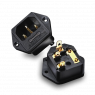 Furutech   FI-03(Gold)   Fused IEC Inlet