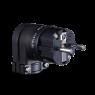 Furutech | FI-E12L (Rhodium) | Angled Schuko Plug