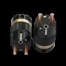 IeGo   8055BK & CT Pure copper   Schuko Plug