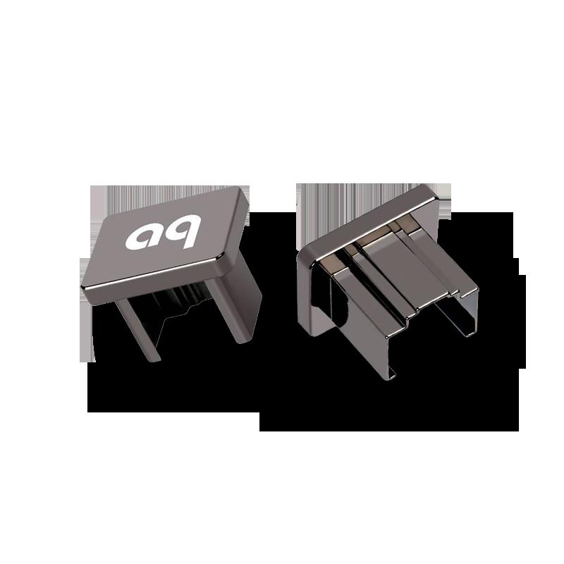 AudioQuest | RJ45 Noise-Stopper Caps | set of 4 pieces