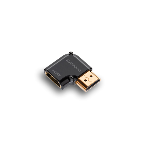 AudioQuest | HDMI 90° nu/L Adapter