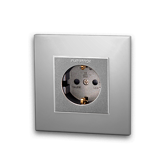 Furutech | FT-SWS(Gold) | Schuko Outlet