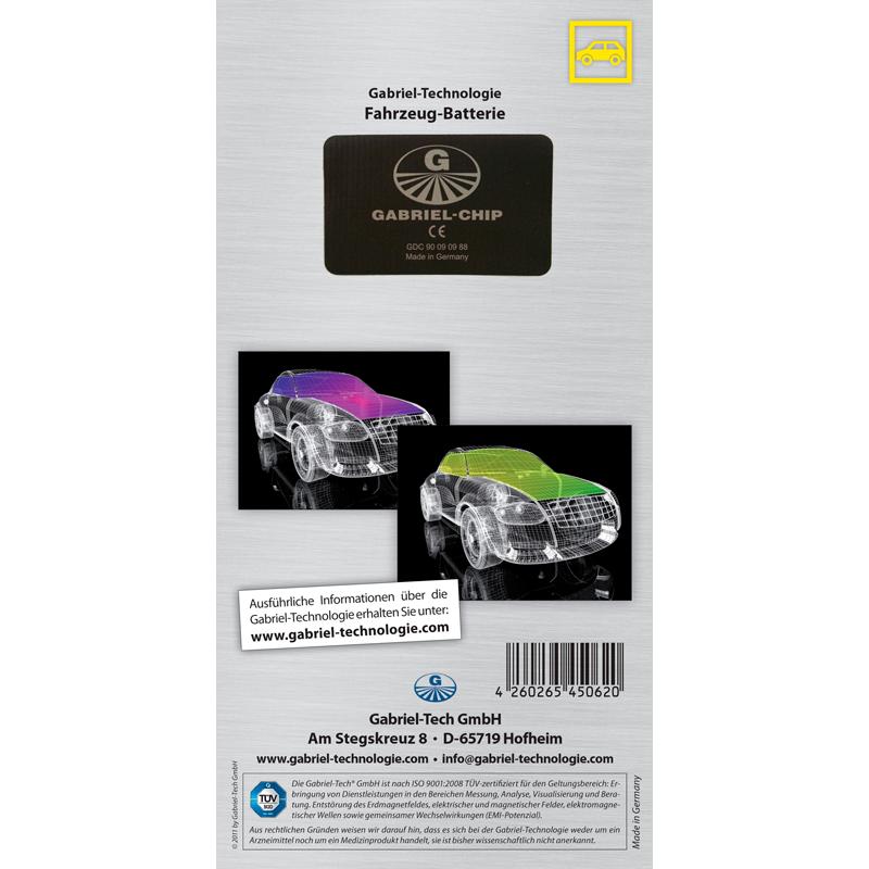 Gabriel-Tech | Car battery Chip | GDC90