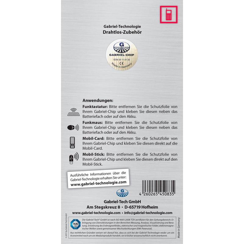 Gabriel-Tech | Chip for wireless applications | GDM30