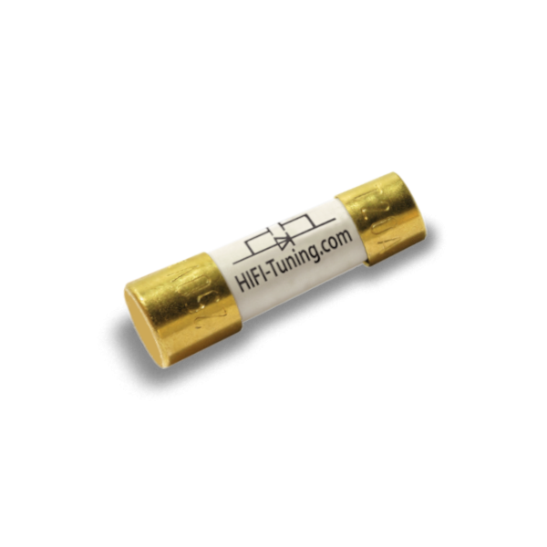 HiFi-Tuning | Gold² Fuse | 10x38 mm