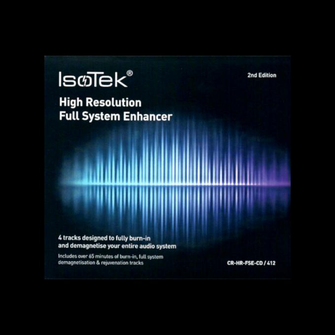 IsoTek | Full System Enhancer CD