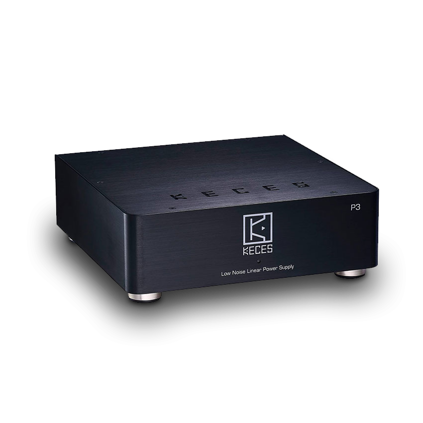 Keces Audio | P3 Ultra Low Noise  | Twin Linear Power Supply