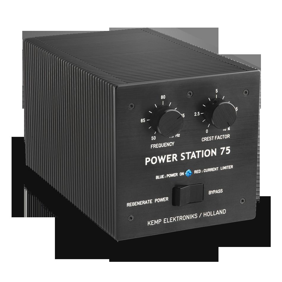 Kemp Elektroniks | POWER STATION 75 | Front-end AC regenerator
