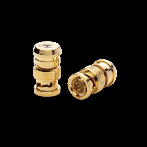 Telos Audio Design | Gold BNC Terminator Cap