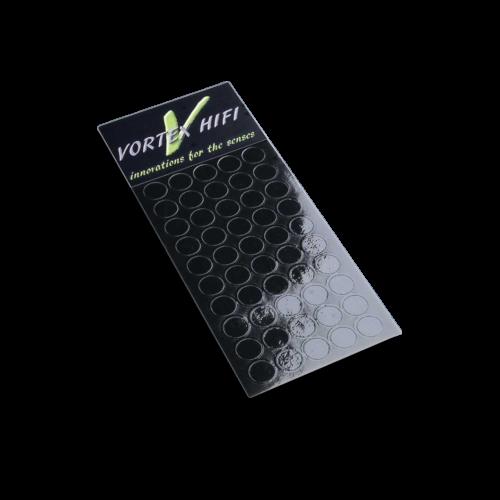 Vortex HiFi | 2D Entstör-Chips | 6 mm