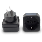 European plug to Australian plug | Adapter