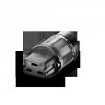 Furutech | FI-32(Rhodium) | C19 IEC Plug