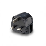 Furutech | FI-UK1363-N1(Rhodium) | UK Mains Plug