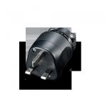 Furutech | FI-UK1363(Rhodium) | UK Mains Plug