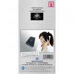 Gabriel-Tech | Smartphone Chip: non-changeable battery, metal housing, black | GDM45SC60