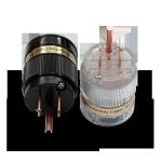 IeGo | 8055BK Pure copper | US Mains Plug