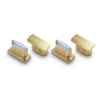 Oehlbach | HDMI shielding caps | set of 4 pieces