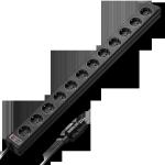 Kemp Elektroniks | POWER BAR | 12-Way