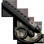 Kemp Elektroniks | POWER STRIP | 8-Way