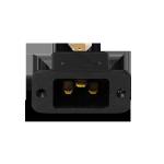 Schurter | Gold plated | 20 A IEC Inlet