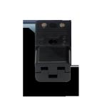 Schurter   Gold plated   20 A IEC Plug