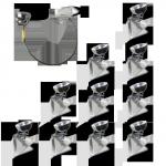 Zilplex | Acoustic Resonators | complete set of 11 pieces