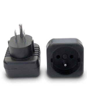 European plug to American plug | Adapter