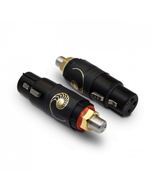 Cardas Audio | RCA -> XLR Adapter | Converts to a RCA input
