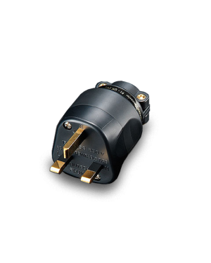 Furutech | FI-UK1363(Gold) | UK Mains Plug