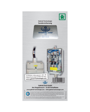 Gabriel-Tech | Chip for main fuse | GDL90