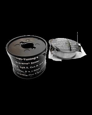 HiFi-Tuning   Supreme³  Ø 1 mm Solder   Per meter or various reels