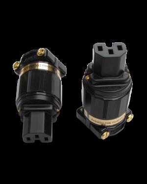 IeGo | Ti2020BK Pure Silver | IEC Plug