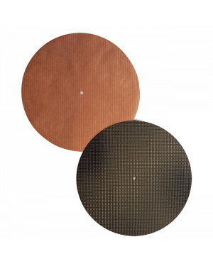 Pluto Audio | Copper & Carbon Mat | Available in 2 combinations