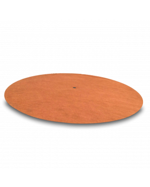 Pluto Audio | Universal Copper Mat Mk II | Turntable Mat