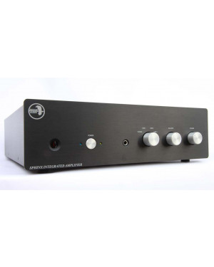 Rogue Audio | Sphinx v2 | Int. amp, class D, phono, remote and modificated
