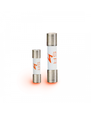 Synergistic Research | Orange Fuses | 5x20 & 6.3x32 mm