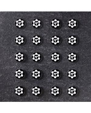 Telos Audio Design | Graphene Stickers | Round 5 mm