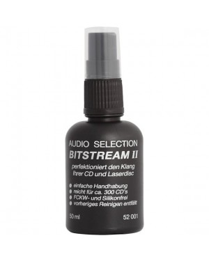 Audio Selection   Bitstream II   CD cleaner & improver