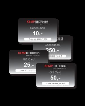 Kemp Elektroniks | Online Store | Gift Card