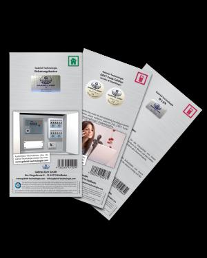 Gabriel-Tech | Combi chip set | Power / DECT / WiFi