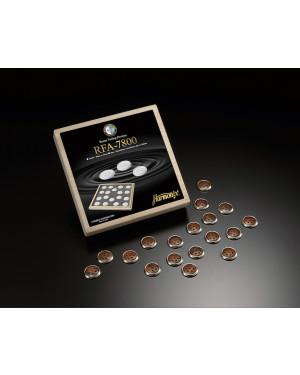 Harmonix | RFA-7800 white & wood | MM Room Tuning Disks