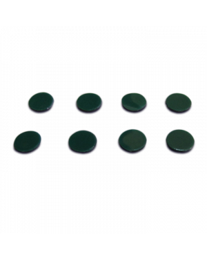 Marigo Audio Lab | Micro Tuning Dots | 3 mm Green, 8 pieces