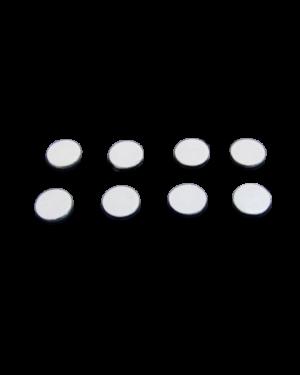 Marigo Audio Lab | Micro Tuning Dots | 3 mm White, 8 pieces