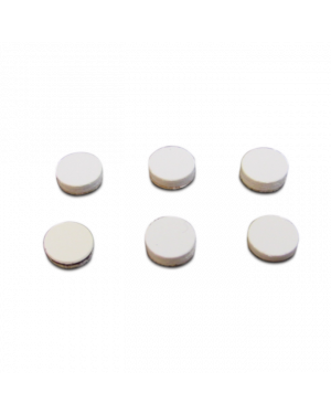 Marigo Audio Lab | Micro Tuning Dots | 4 mm White, 6 pieces