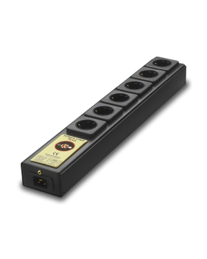 Kemp Elektroniks | POWER STRIP PLUS | 6-Way
