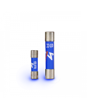 Synergistic Research | Blue Fuses | 5x20 mm & 6.3x32 mm