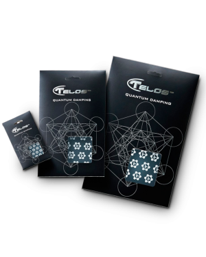 Telos Audio Design | Quantum Damping | sheets, 3 sizes
