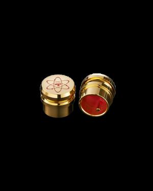 Telos Audio Design | XLR male Quantum Cap