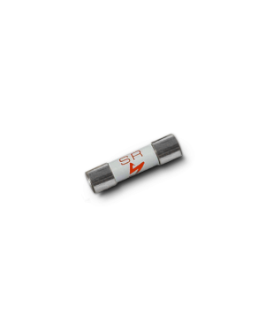 Synergistic Research | Orange UK Mains Plug Fuse | 6.3x25 mm