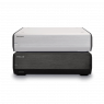 Melco   S100 Silver & Black   Audiophile Network Switch